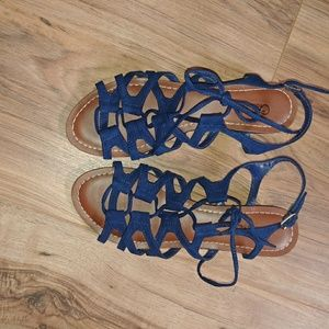 NWOT Carlos Santana sandals sz 8